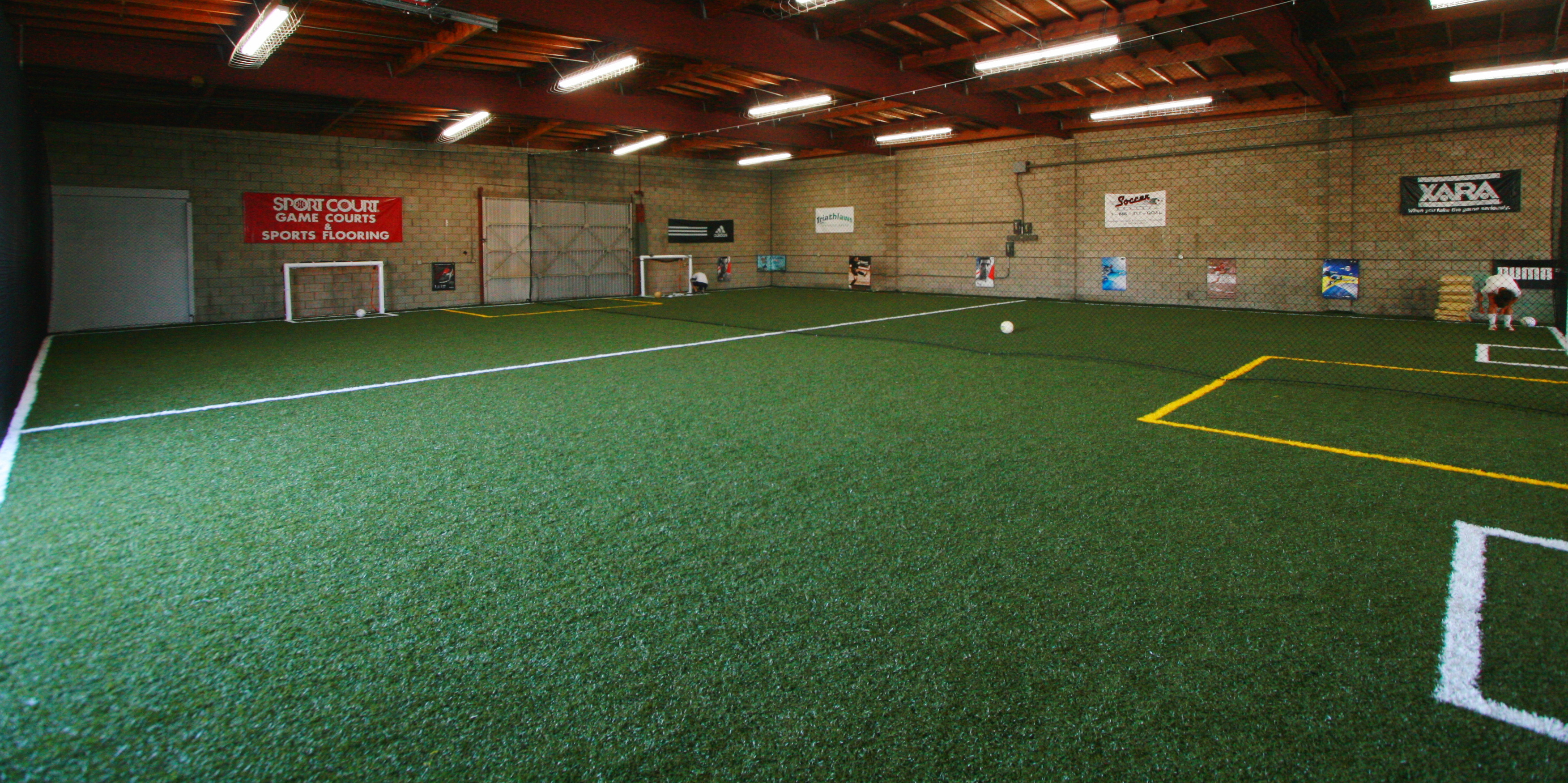 What You Should Look For In An Indoor Soccer Training Facility
